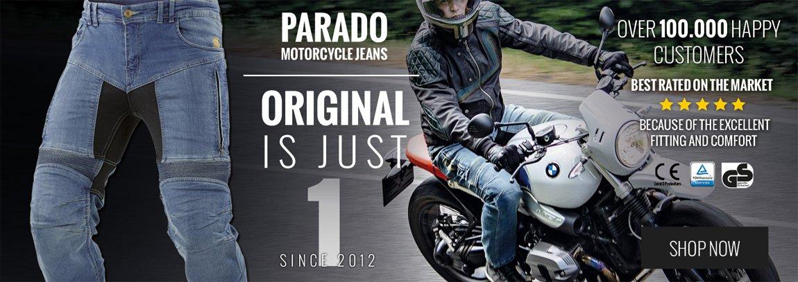 Parado Motorcykel Jeans af Trilobite
