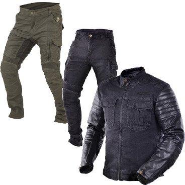 Acid Scrambler Motorcykel jeans af Trilobite