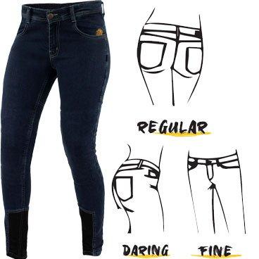All Shape kvinder jeans