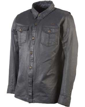Distinct motorcycle shirt