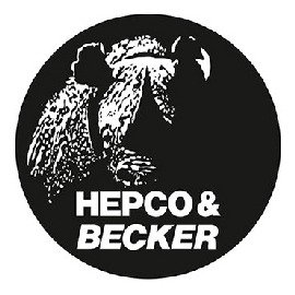 Hepco & Becker motorcykel bagage