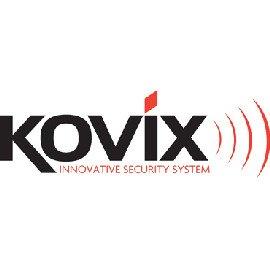 Kovix alarm og bremseskiver låser
