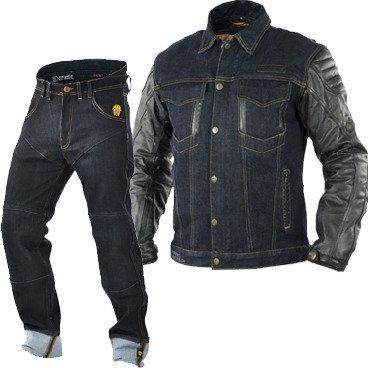 Symphis Rocker denim tøj af Trilobite