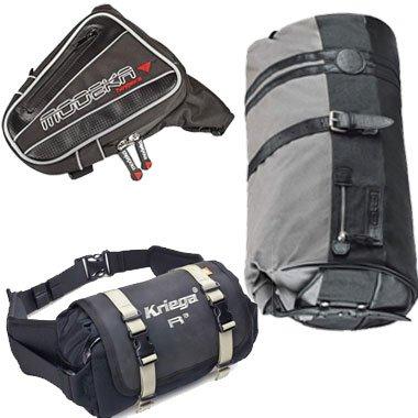 Tasker og bagageruller
