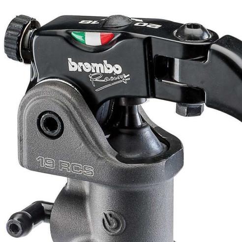 Brembo Racing bremsecylinder 19 RCS RADIAL MASTER Cylinder radial bremsepumpe 19x20x18